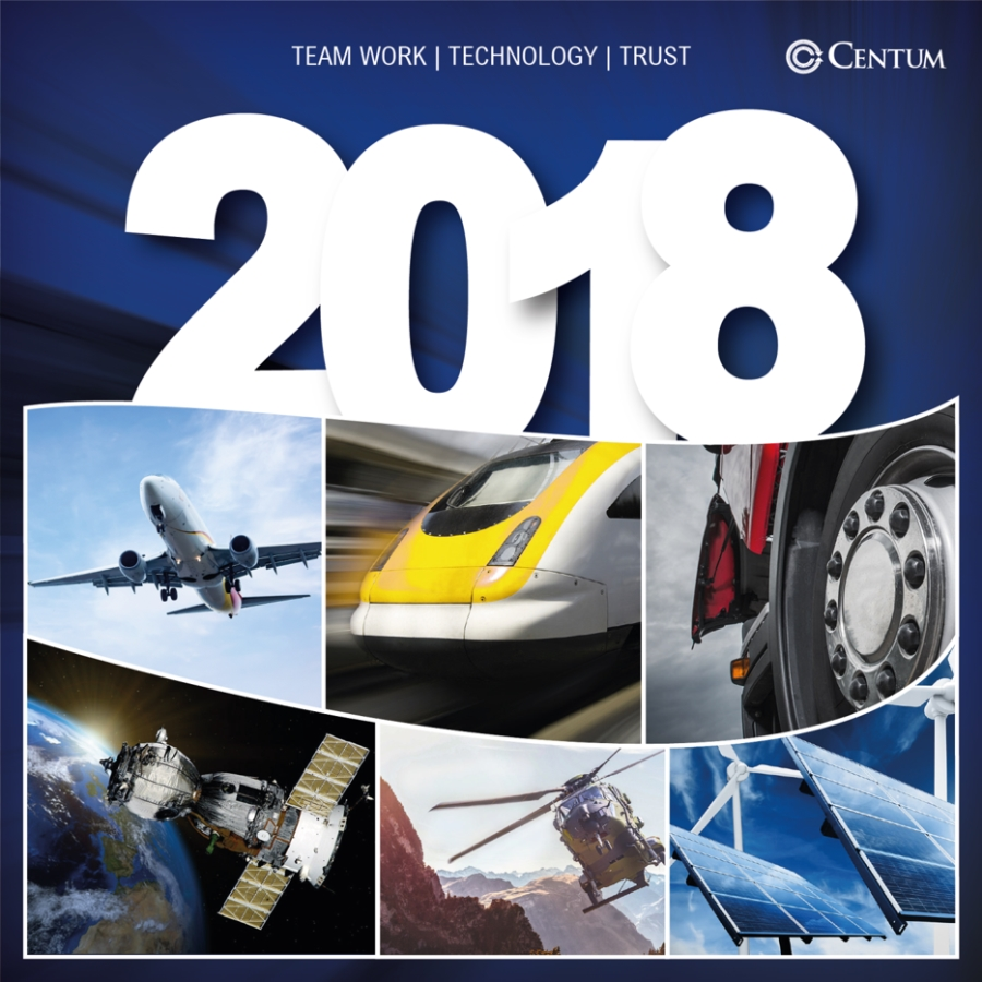 Centum's teams wish you a very Happy New Year 2018!