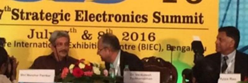 Centum in Strategic Electronics Summit 2016