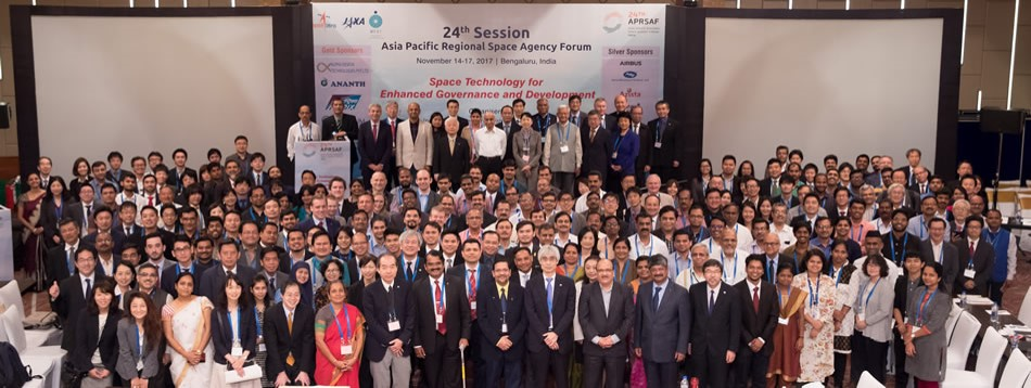Centum Electronics participated in the 24th APRSAF conference held at Bangalore