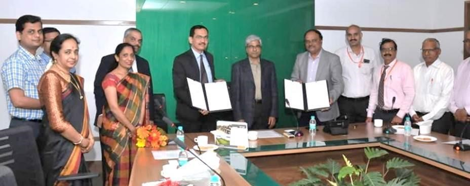 CENTUM ELECTRONICS signed a Memorandum of Understanding (MOU)