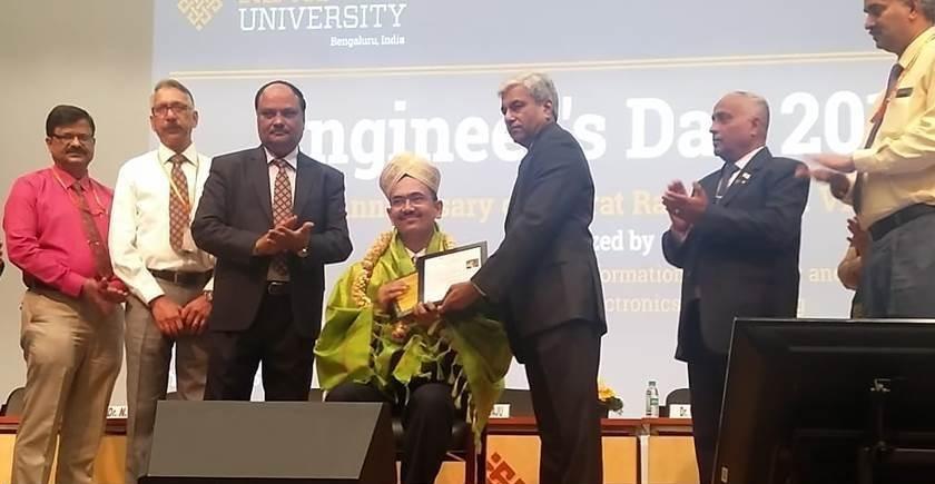REVA Engineering Excellence Award – 2018