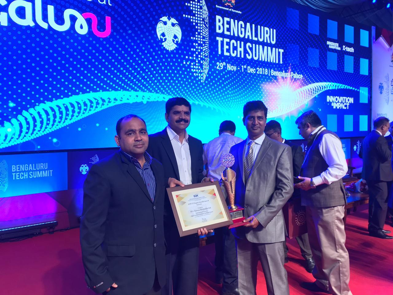 STPI IT Export Award