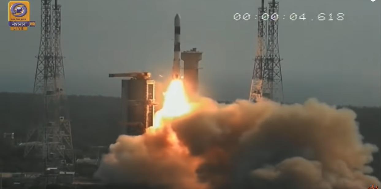 PSLV-C45 / EMISAT mission