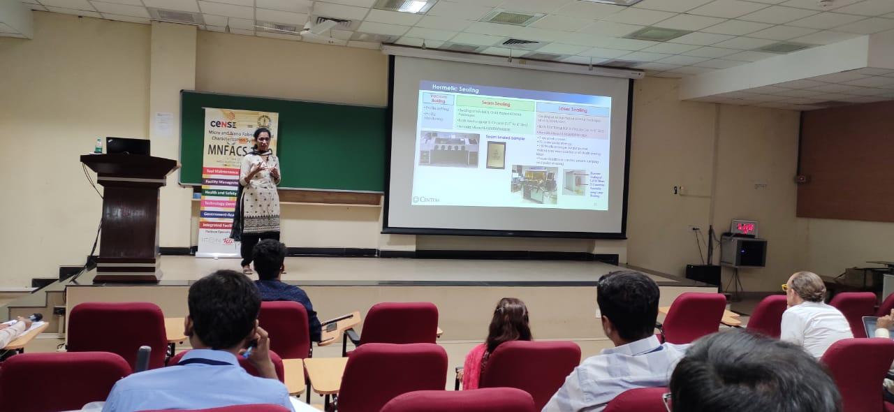 Micro and Nano Fabrication and Characterization symposium (MNFACS -2019)
