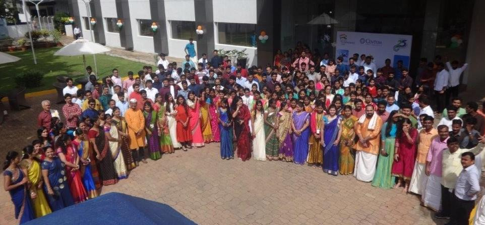 Ethnic Day and Independence Day celebration