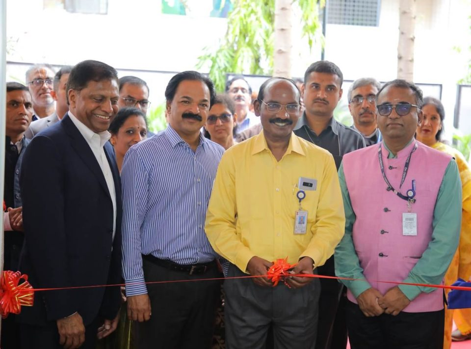 Centum Electronics Limited inaugurates New Space Facility in Yelahanka.