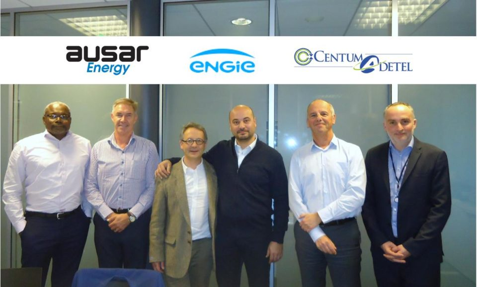 Visit of the supervisory board of Ausar Energy
