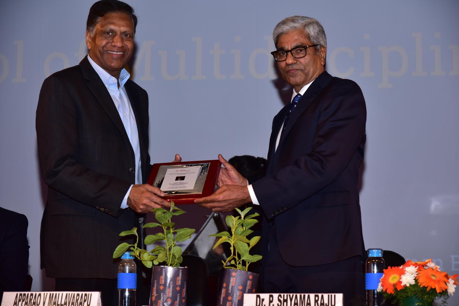 Centum Electronics Limited signed a MoU with REVA University