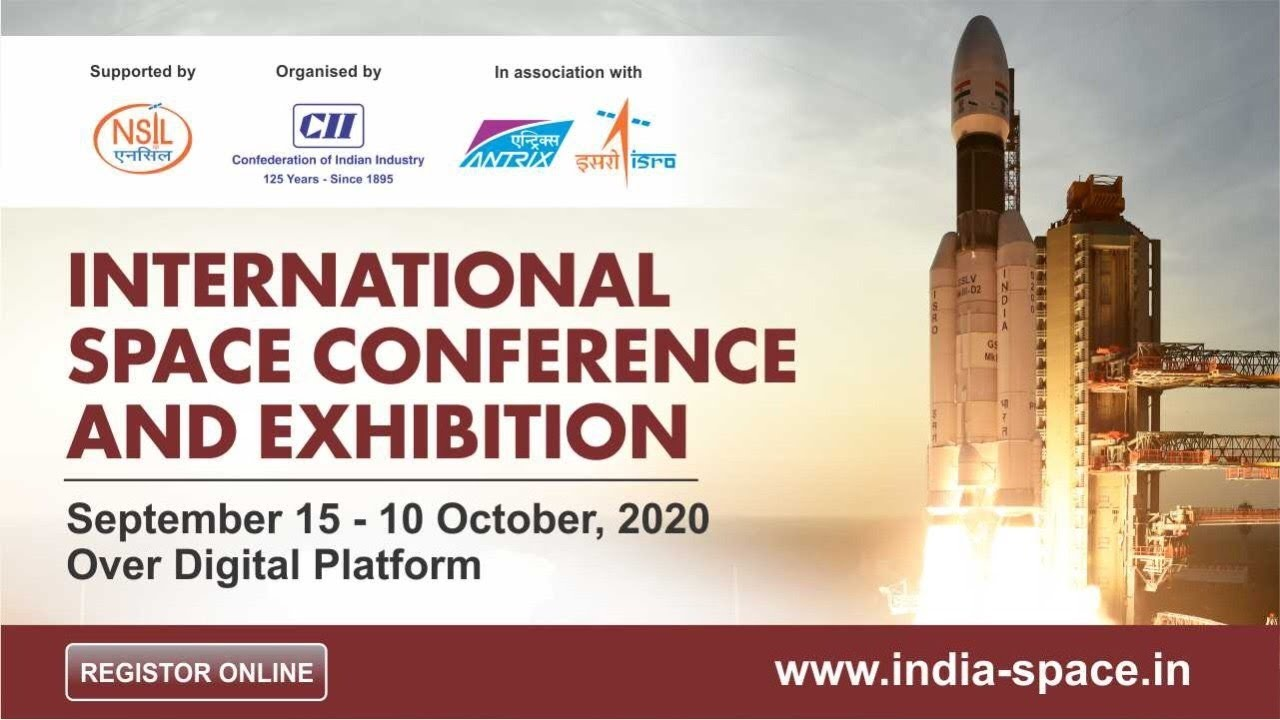 CII International Space Conference & Exhibition