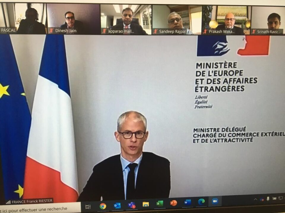 """Exclusive Roundtable """"Choose France, post Brexit"""""""