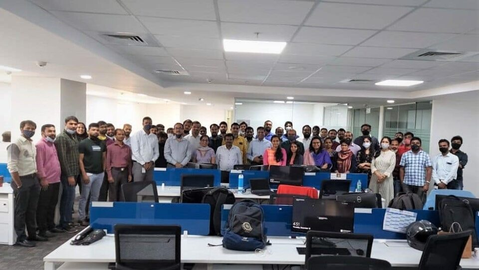 Inauguration of a dedicated lab for building Test Bench and Hardware in Centum Adeneo India