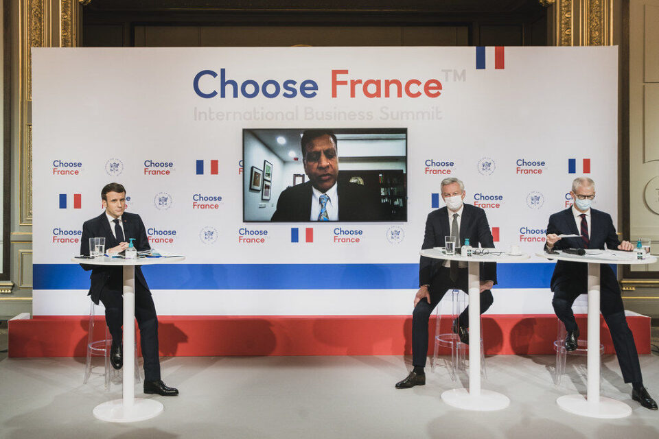 Choose France 2021 International Business Summit